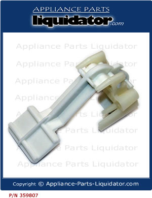 Appliance Parts Liquidator Washer Lid Switch Actuator