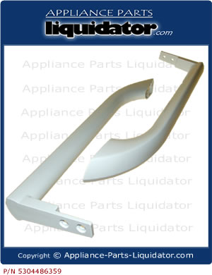Appliance Parts Liquidator - Refrigerator Door Handle Kit - 5304497105