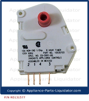 R0131577 a defrost timer parts appliance parts liquidator refrigerator defrost timer r0131577 whirlpool defrost timer wiring diagram at soozxer.org